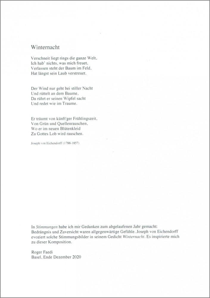 Stimmungen, op. 90, für Viola, Violoncello und Fagott