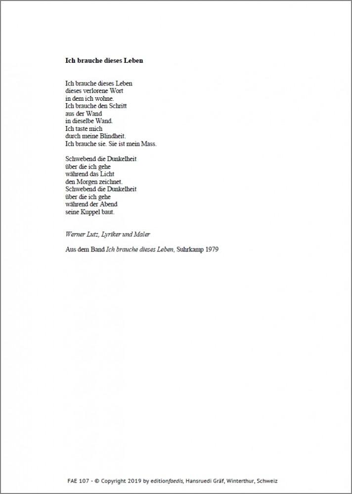 Reflexionen, op. 84, für Flöte, Oboe, Klarinette und Fagott